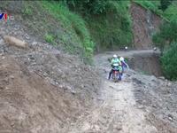 Gian nan đường đến trường mùa mưa lũ ở vùng cao Sơn La