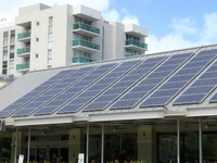 California cam kết sử dụng 100#phantram năng lượng sạch vào năm 2045