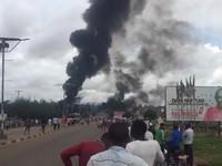 Nổ khí gas ở miền Bắc Nigeria, ít nhất 35 người thiệt mạng