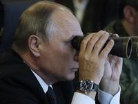 Tổng thống Nga Putin thị sát cuộc tập trận Phương Đông 2018