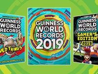 Những kỷ lục gia giữa đời thường trong Sách Kỷ lục Guinness thế giới 2019