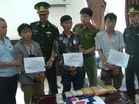 Hà Tĩnh: Bắt 3 đối tượng vận chuyển 18.000 viên ma túy tổng hợp