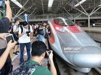 Trải nghiệm tàu cao tốc Hong Kong - Trung Quốc lục địa