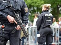 Tấn công bằng dao ở Đức