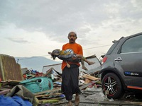 Thảm họa sóng thần tại Indonesia: Số người thiệt mạng chưa dừng ở mức 400