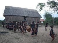 Sẵn sàng cho Festival văn hóa cồng chiêng Tây Nguyên