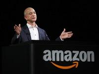Sau Apple, Amazon trở thành công ty 1.000 tỷ USD