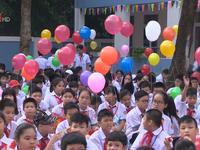Khai giảng năm học mới: Học sinh là trung tâm