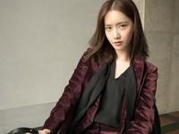 YoonA khoe vóc dáng mảnh mai trong bộ ảnh mới