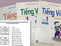 Vụ SGK Tiếng Việt lớp 1 Công nghệ giáo dục: Từ danh tiếng đến… mang tiếng