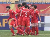 TRỰC TIẾP BÓNG ĐÁ Tranh hạng 3 VCK U23 châu Á 2018: U23 Qatar - U23 Hàn Quốc (15h00, trực tiếp trên VTV6)