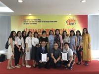 Vietnam Television won the first prize of the 2017 Foreign Information Service Award.