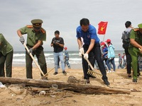 """Clean the Sea"" campaign launched at central level"