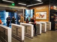 Công nghệ trí tuệ nhân tạo (AI) trong cửa hàng Amazon Go