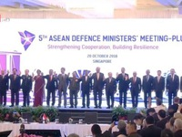 5th ASEAN Defense Ministers Meeting plus launched