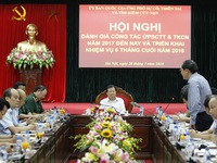 Conference reviews disaster response efforts