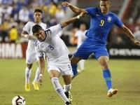 Richarlison doubles helps Brazil to 5-0 triumph