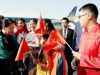 Vietnamese NA Chairwoman pays official visit to Turkey
