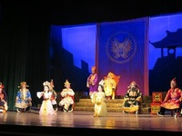 The folk arts festival to opens in Quang Ngai