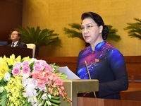 NA Chairwoman highlights importance of sixth session
