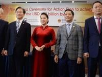 US $100 billion targeted for Vietnam - South Korea bilateral trade