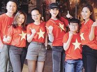 Dàn MC VTV nô nức khoe ảnh mừng U23 Việt Nam chiến thắng