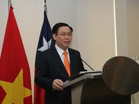 Vietnam, Chile strengthen ties