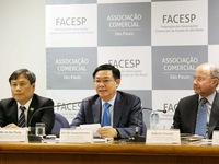Vietnam seeks to promote trade and investment ties with Brazil