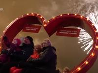 Đón năm mới 2 lần trong 1 giờ ở vùng biên giới Phần Lan và Thụy Điển