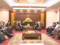 Vietnam, Germany cooperate in water sector