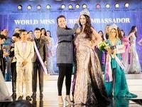 Phan Thi Mo crowned World Miss Tourism Ambassador