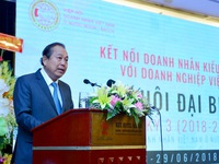Promoting domestic and overseas Vietnamese business links