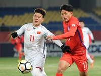 VIDEO: Tổng hợp diễn biến U23 Hàn Quốc 2-1 U23 Việt Nam