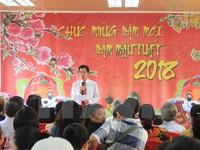 Cộng đồng người Việt tại Angola gặp mặt đầu năm