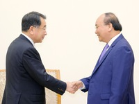 PM applauds Vietnam - Japan ties