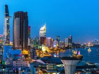 Ho Chi Minh city ranks first in investment attraction in ASEAN