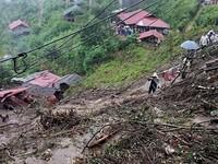 Lai Chau landslide kills 6 people