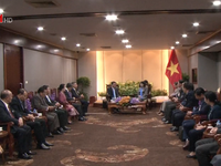 Vietnam, Laos ties boosted
