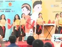 Vietnamese celebrates mid-autumn festival early in Singapore