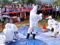 U.S. supports Vietnam in disease control