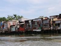 Cần cải tạo, di dời 20.000 hộ dân sống ven và trên kênh rạch ở TP.HCM