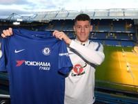 Chelsea chiêu mộ thành công Ross Barkley từ Everton