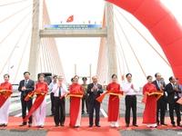 Inauguration of  Ha long - Hai phong expressway and Bach Dang bridge