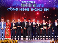 Vietnam Talent Awards 2018 hails information technology and environmental solutions