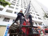 Hà Nội: Thêm 4 chung cư vi phạm quy định phòng cháy, chữa cháy