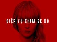 Jennifer Lawrence hóa điệp viên gợi cảm trong phim 'Red Sparrow'
