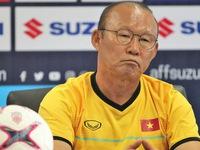 Coach Park sees Vietnam's next match against Malaysia as 'final'