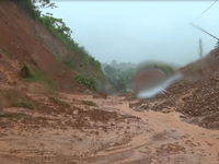 Floods and landslides threaten Northern & Central regions