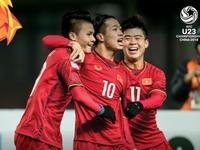 Nối tiếp kỳ tích, U23 Việt Nam đi vào lịch sử, hiên ngang bước vào bán kết U23 châu Á!