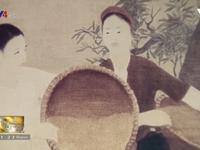 The beauty of Vietnamese women in Nguyen Phan Chanh's silk paintings